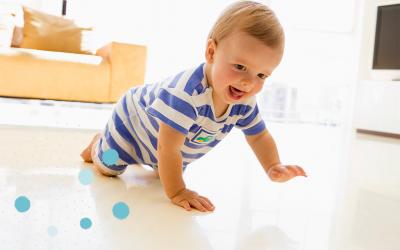 Actividades para niños de 6 a 12 meses