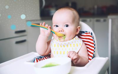 ¿Cuándo desarrollan el sentido del gusto los recién nacidos?