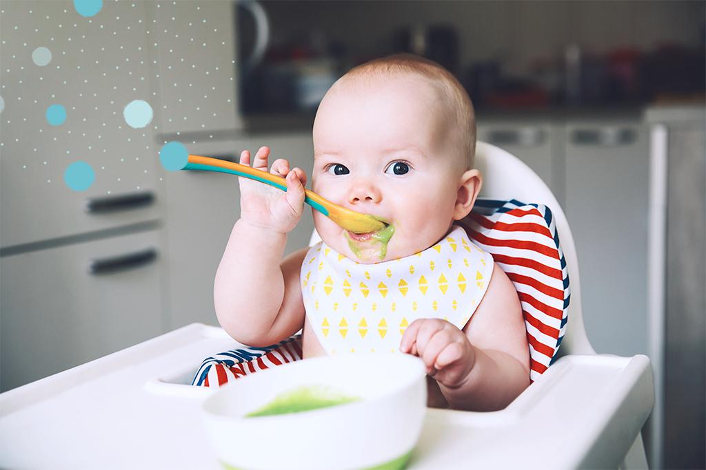 El sentido del gusto del recién nacido