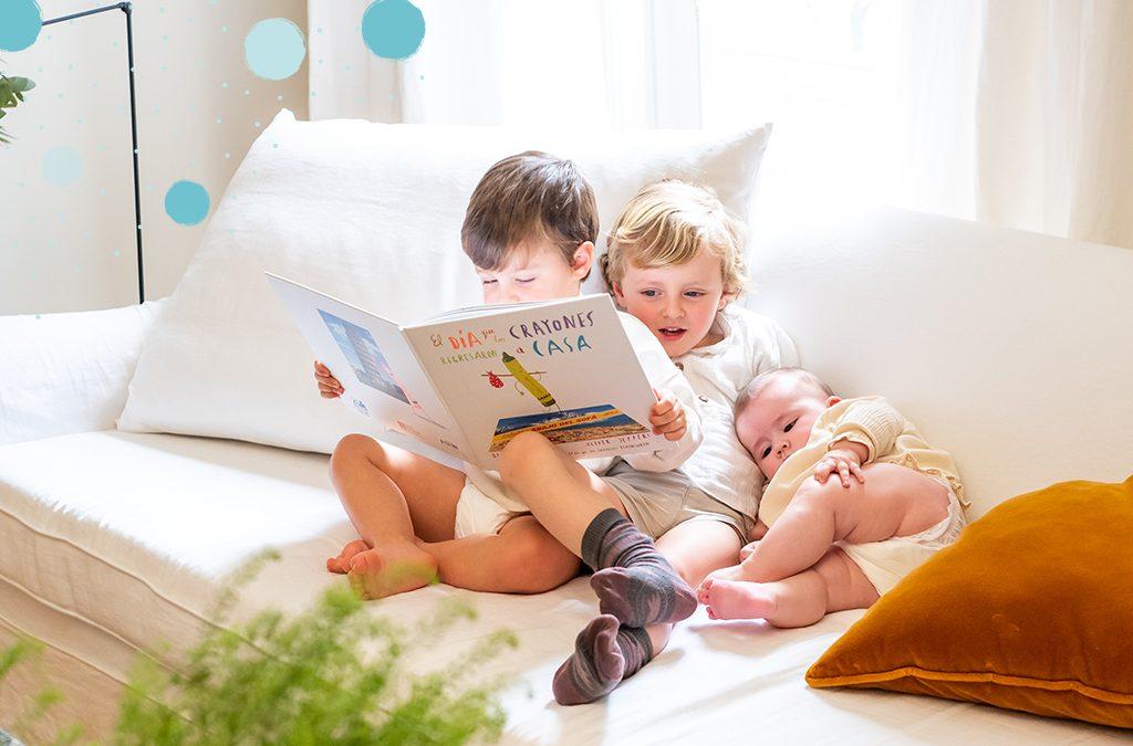 Vas a tener un hermanito… ¿Cómo decirlo?