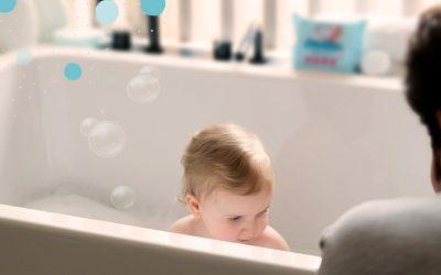 La hora del baño: guía práctica para principiantes