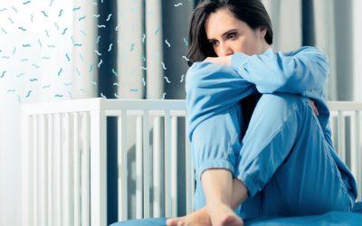 """""""MATERNITY BLUES"""", cómo identificarla y cómo combatirla"""