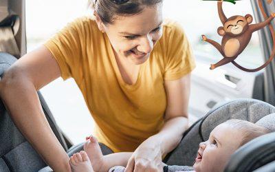5 técnicas infalibles para viajar en coche con niños
